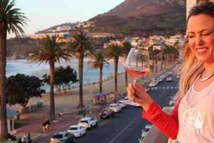 Chin Chilla Camps Bay sundowners